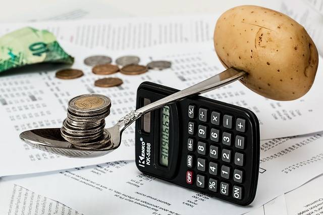 Coins Calculator Budget Household - Free photo on Pixabay (448262)