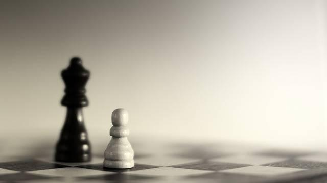 Chess Black White - Free photo on Pixabay (448274)