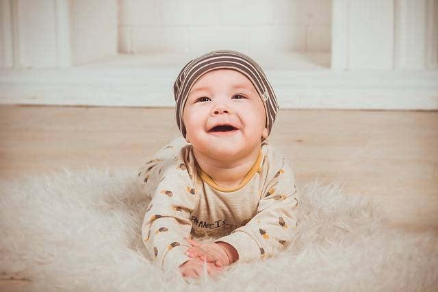 Babe Smile Newborn Small - Free photo on Pixabay (449032)