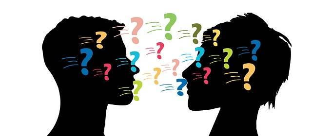 Man Woman Question Mark - Free image on Pixabay (451152)