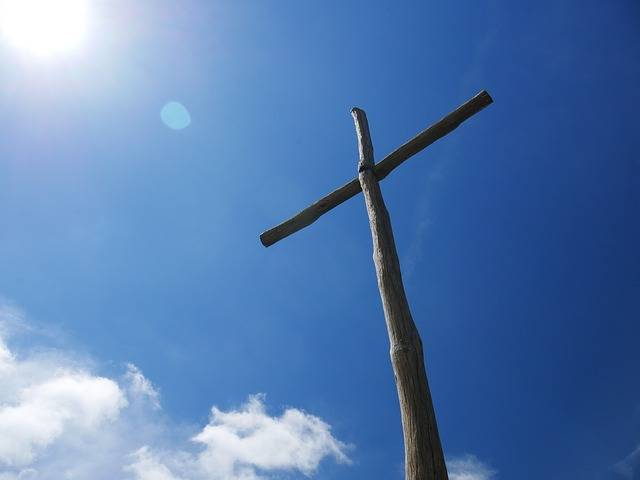 Cross Faith Wooden - Free photo on Pixabay (454349)