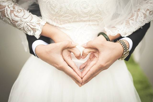 Heart Wedding Marriage - Free photo on Pixabay (454640)