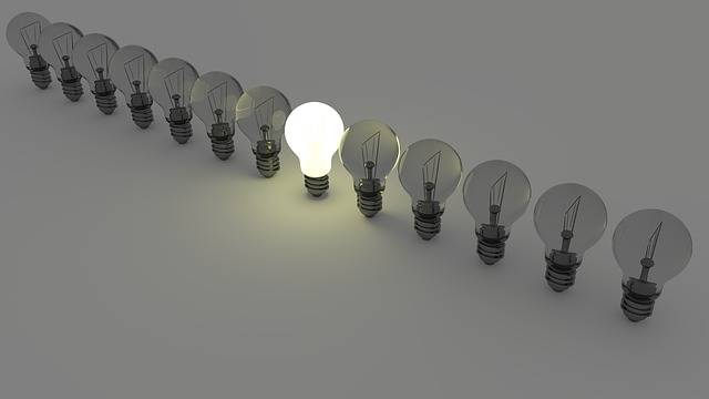 Light Bulbs Bulb - Free image on Pixabay (454724)