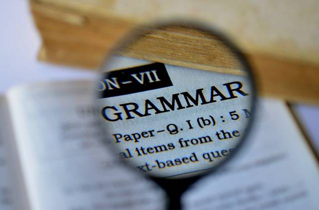 Grammar Magnifier Magnifying Glass - Free photo on Pixabay (456055)