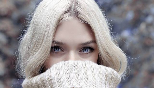Winters Woman Look - Free photo on Pixabay (457206)