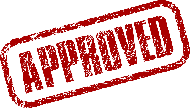 Approved Stamp Approval - Free vector graphic on Pixabay (458449)