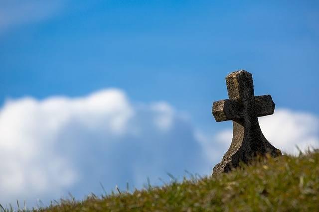 Grave Sky Cross - Free photo on Pixabay (458927)