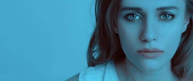 Sad Girl Crying Sorrow - Free photo on Pixabay (464436)
