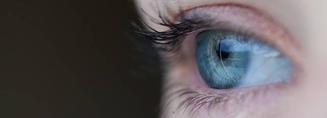 Eye Blue Eyelashes - Free photo on Pixabay (464470)