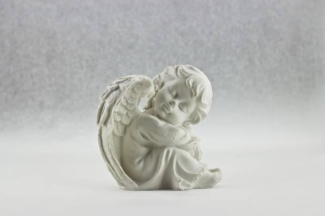 Angel White Heaven - Free photo on Pixabay (464568)