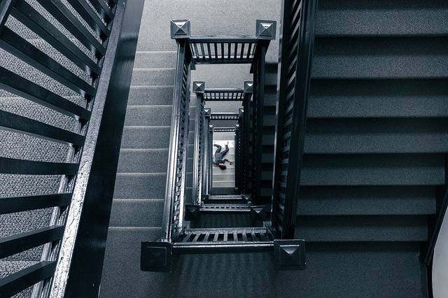 Staircase Body Corpse - Free photo on Pixabay (464894)