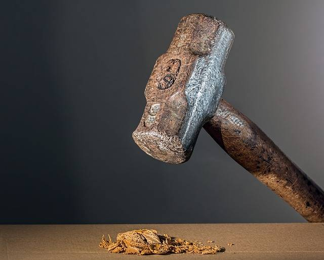 Hammer Sledgehammer Mallet - Free photo on Pixabay (465338)
