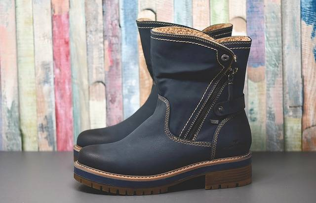 Winter Boots Shoes Leather - Free photo on Pixabay (467732)