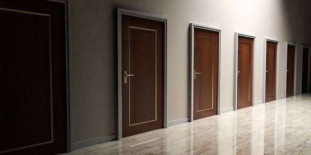 Doors Choices Choose - Free image on Pixabay (468000)