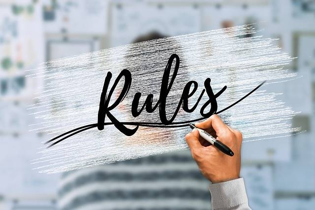 Office Staff Rules - Free photo on Pixabay (468076)