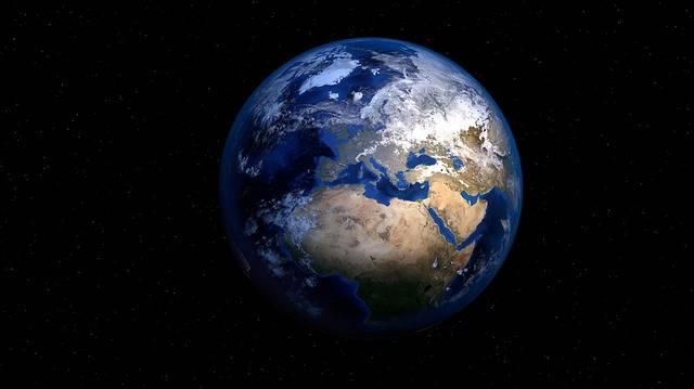 Earth Planet World - Free image on Pixabay (468679)