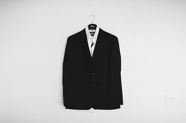 Black And White Coat Suit - Free photo on Pixabay (472332)