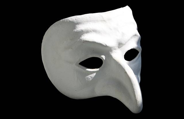 Mask Pulcinella - Free photo on Pixabay (473887)