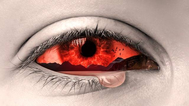 Eye Manipulation Tears - Free photo on Pixabay (474413)