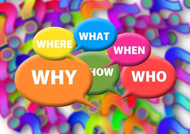 Questions Who What - Free image on Pixabay (474600)
