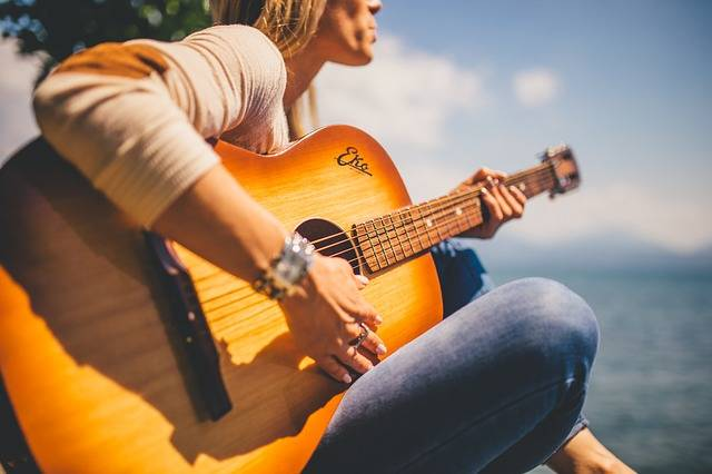 Acoustic Guitar Musician - Free photo on Pixabay (475217)