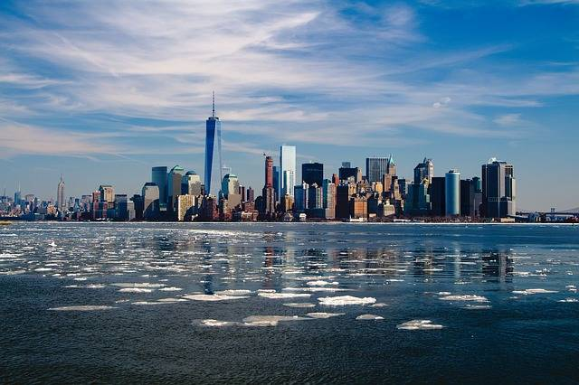 New York Skyline City - Free photo on Pixabay (477987)