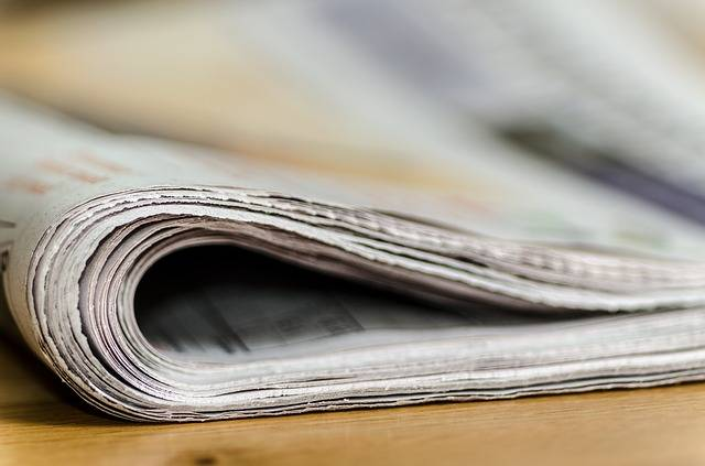 Newspapers Leeuwarder Courant - Free photo on Pixabay (478816)