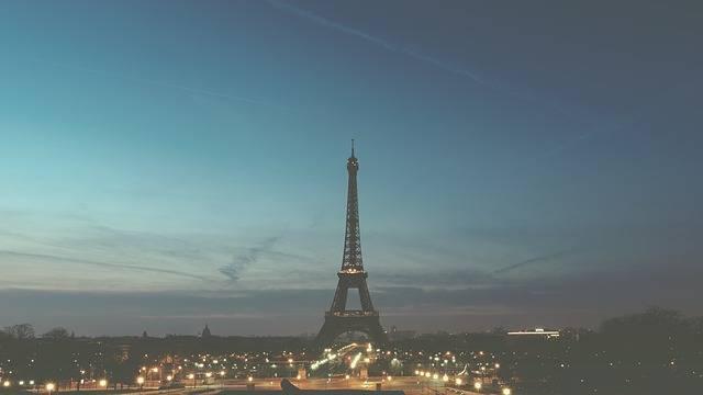 Paris France Eiffel - Free photo on Pixabay (479139)