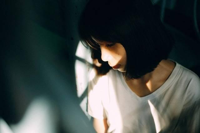 Blur Girl Light And Shadow - Free photo on Pixabay (481468)