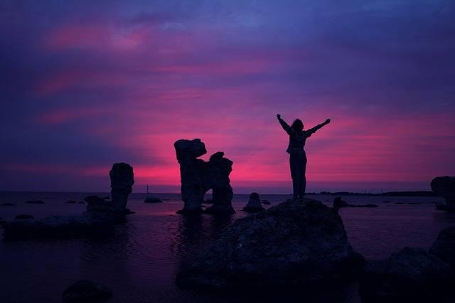 Success Ocean Beach - Free photo on Pixabay (482597)