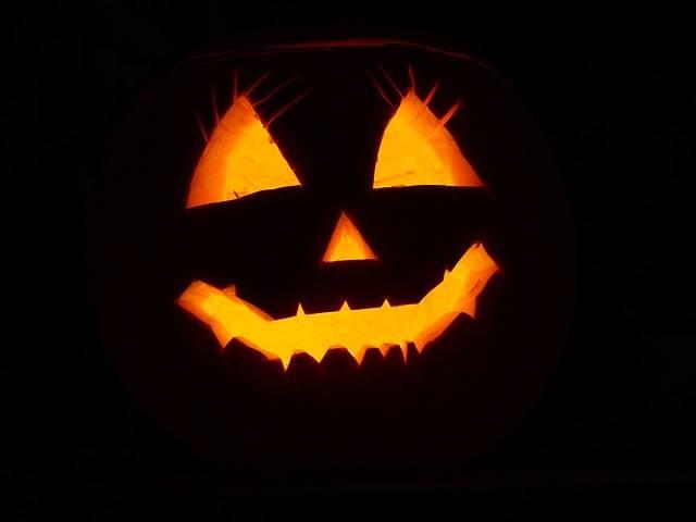 Pumpkin Halloween Face - Free photo on Pixabay (485807)