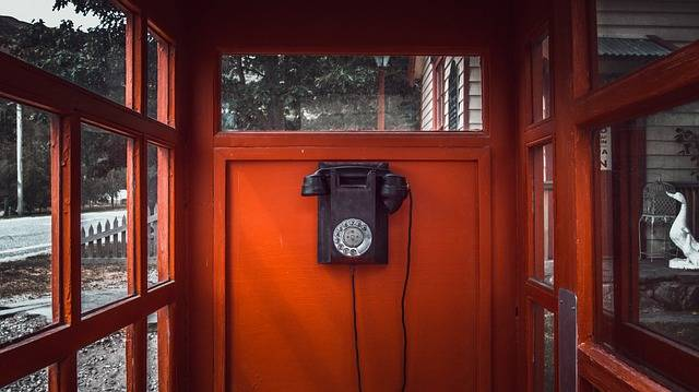 Telephone Number Dial - Free photo on Pixabay (487487)