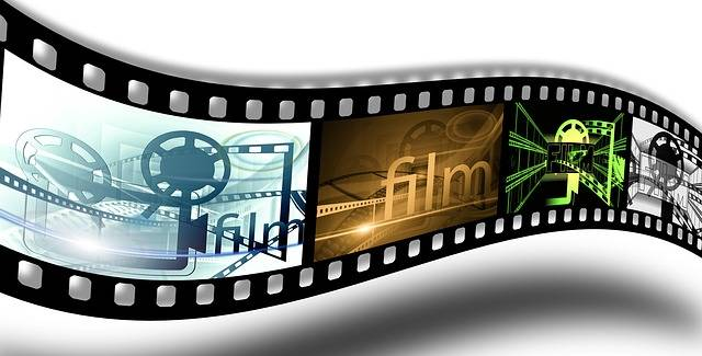 Demonstration Projector Movie - Free image on Pixabay (488037)