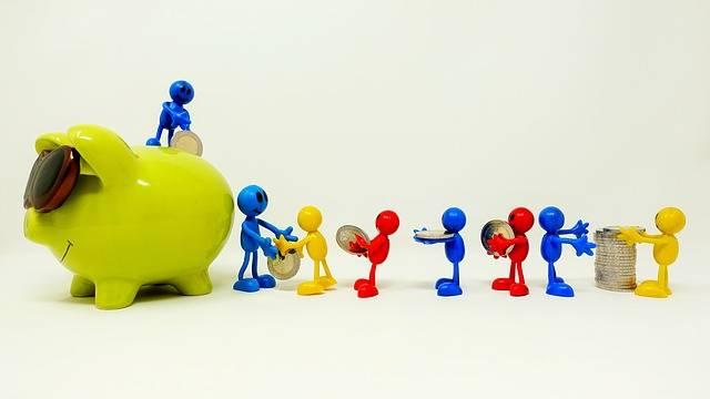 Save Piggy Bank Teamwork - Free photo on Pixabay (488251)