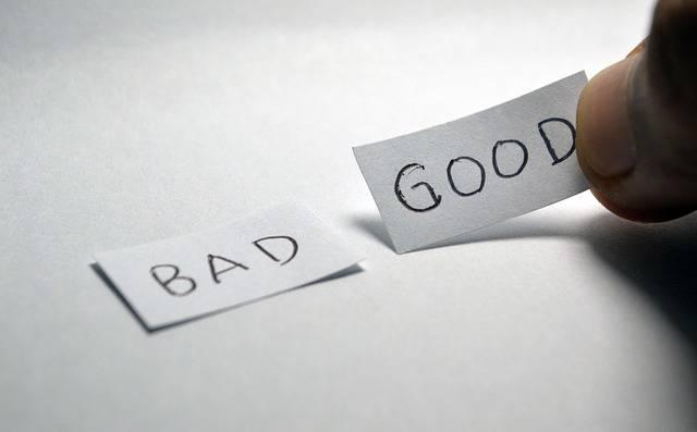 Good Bad Opposite - Free photo on Pixabay (489782)