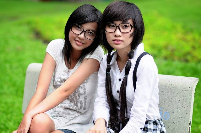 Girl Student Asian - Free photo on Pixabay (490822)
