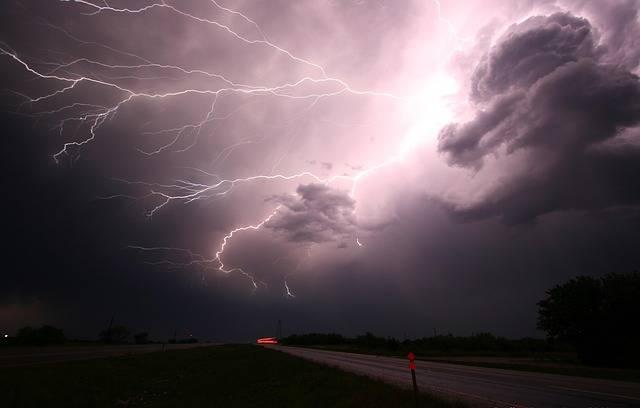 Lightning Thunder Storm - Free photo on Pixabay (490955)