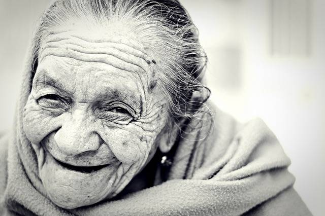 Woman Old Senior - Free photo on Pixabay (491572)