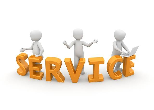 Service Reception Official - Free image on Pixabay (491940)