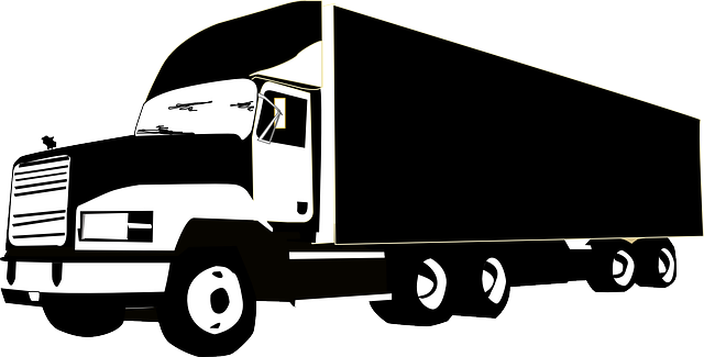 Truck Lorry Cargo - Free vector graphic on Pixabay (493336)