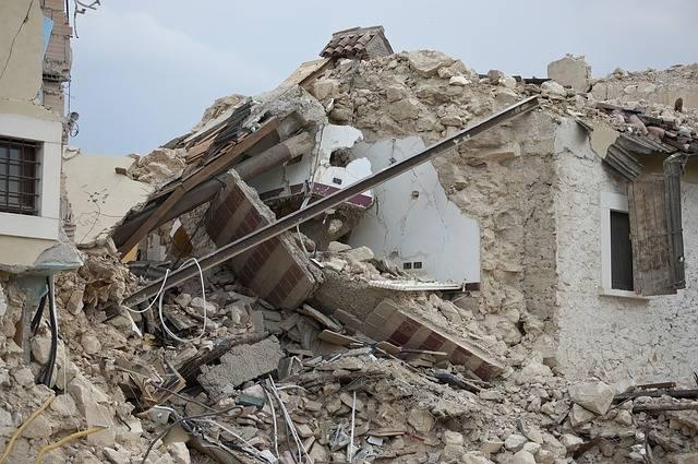 Earthquake Rubble Collapse - Free photo on Pixabay (497474)