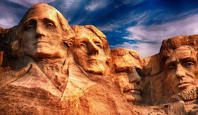 Mount Rushmore Sculpture Monument - Free photo on Pixabay (504956)