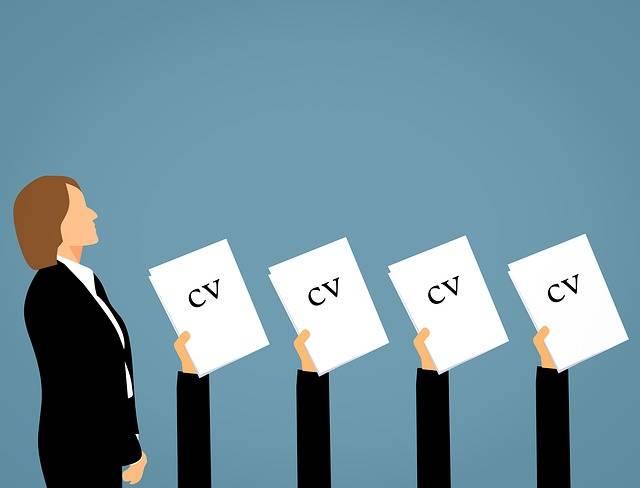 Opportunity Recruitment Employment - Free image on Pixabay (505085)