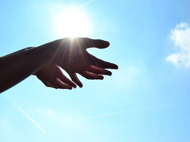 Hands Sun Heaven - Free photo on Pixabay (505135)