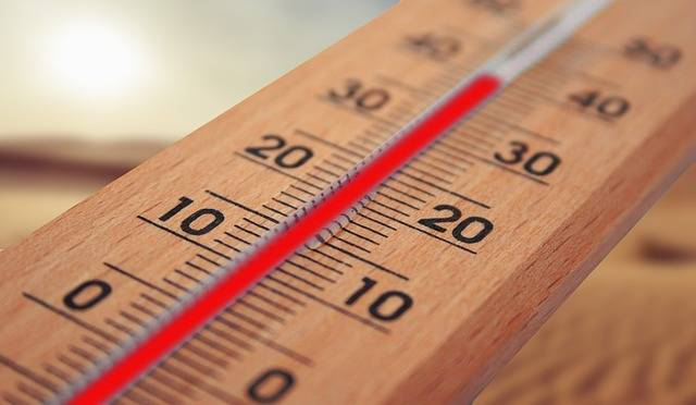 Thermometer Summer Heiss - Free photo on Pixabay (505892)