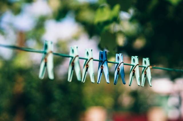 Pegs Clothe Drying - Free photo on Pixabay (509404)