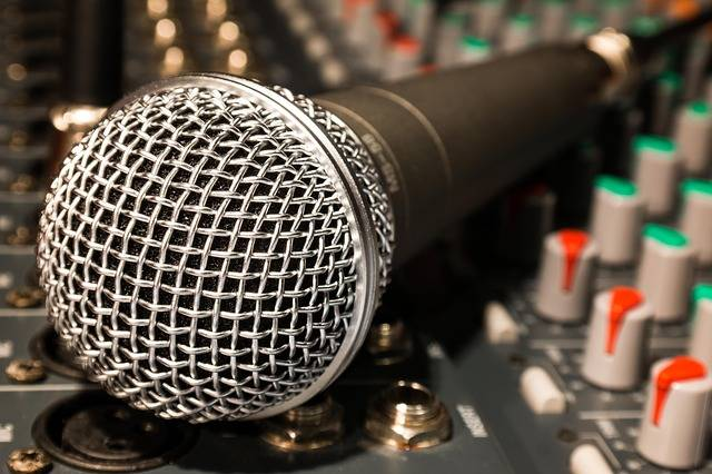 Microphone Mixer Cable - Free photo on Pixabay (509422)