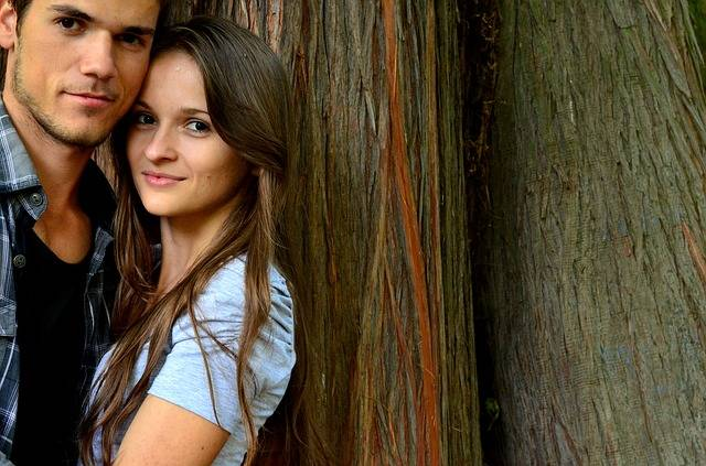 Young Couple Fall In Love With - Free photo on Pixabay (509567)