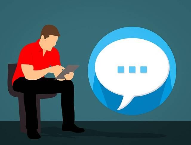 Talk Chat Texting - Free image on Pixabay (513425)