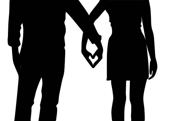 Casal Shadow In Love - Free photo on Pixabay (513726)